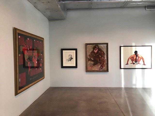 Hirst, Munch, Ransve og Rekula.